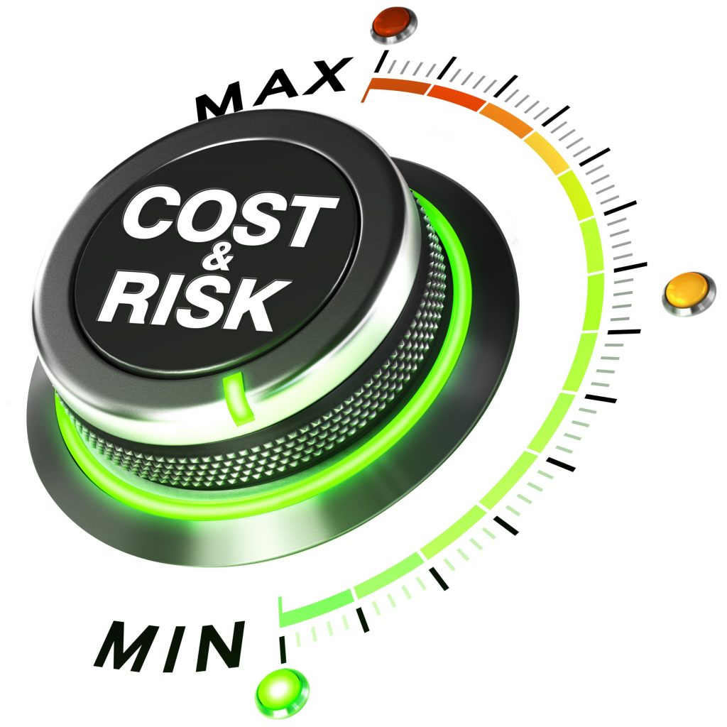 Reducing risk and cost